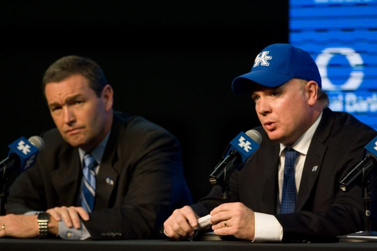 Stoops Recruiting at Calipari-Like Pace