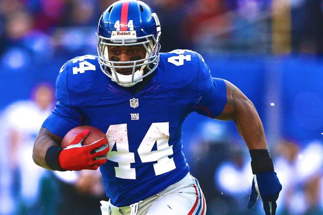 How Ahmad Bradshaw Fits With the Indianapolis Colts