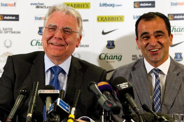 Why Everton Fans Should Be Excited About Roberto Martinez