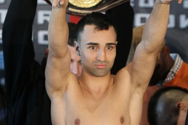 Paul Malignaggi Looking for Respect in Bout with Bronergi