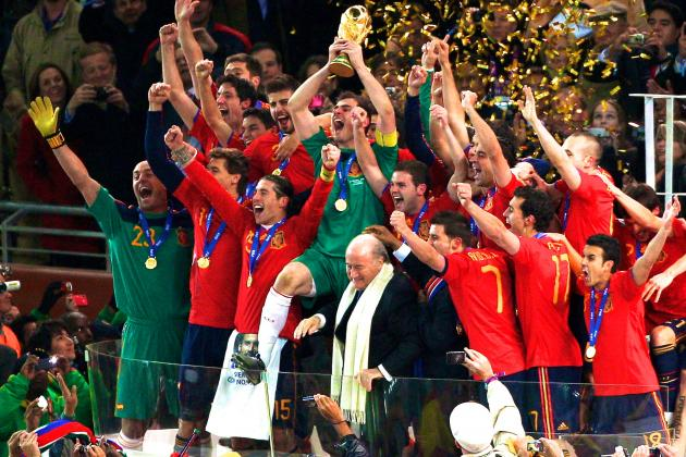 How Spain Rose to Become the Most National Dominant Force in Soccer History