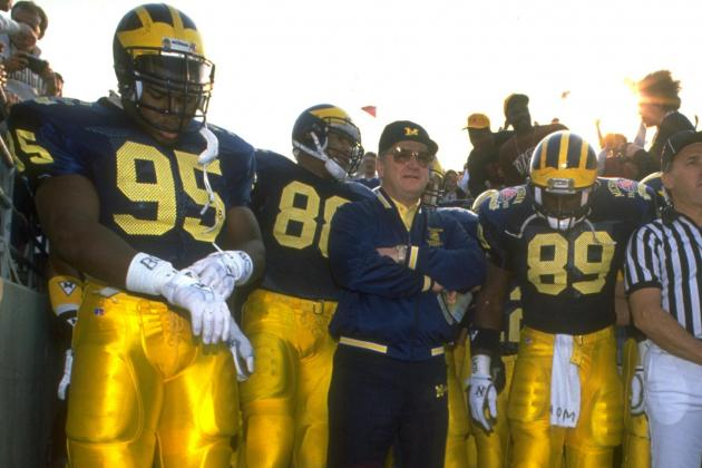 The Mellow Men of Michigan: Bo Schembechler's Gridiron Sons
