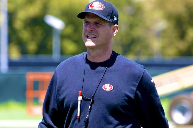 Jim Harbaugh Sounds off on Seattle Seahawks' PED Use
