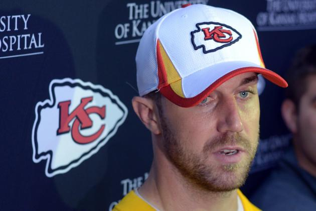 Alex Smith: 'No Question a Bitter Taste in My Mouth'