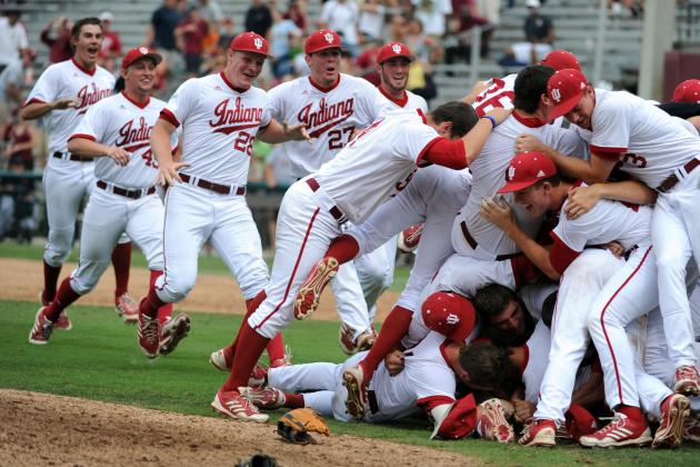 College Baseball World Series 2013: Championship Odds for Final 8 Teams