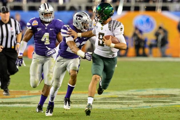 Oregon Football: Why Marcus Mariota will be the Best NFL QB of His Class