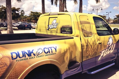 Take a Look at #DunkCity's New Ride