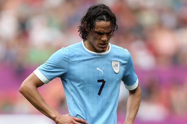 ESPN Gamecast: Venezuela vs. Uruguay