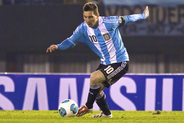 Messi Cameo Uneventful, but Argentina Earn Impressive Draw in Ecuador