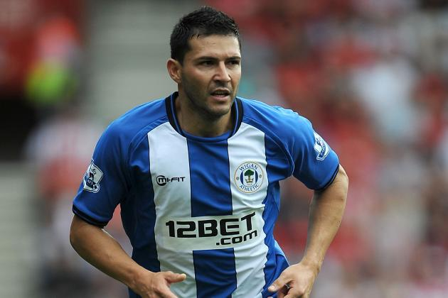 Everton Reportedly Set to Sign Antolin Alcaraz on a Free Transfer