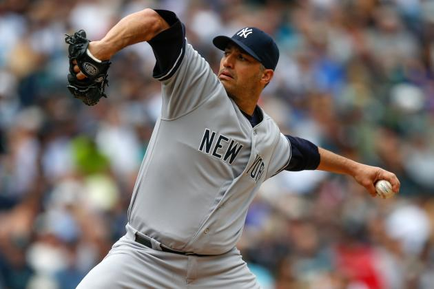 Mark Teixeira and Andy Pettitte Could Be the Yankees' 2 Most Important Players
