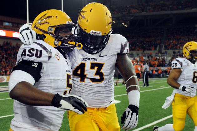 ASU Junior Onyeali May Face Discipline After Domestic-Violence Incident