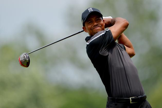 U.S. Open Picks 2013: Projecting Final Scores for World's Top Golfers