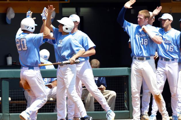 UNC vs. South Carolina: Tar Heels Will Make Deep Run at College World Series