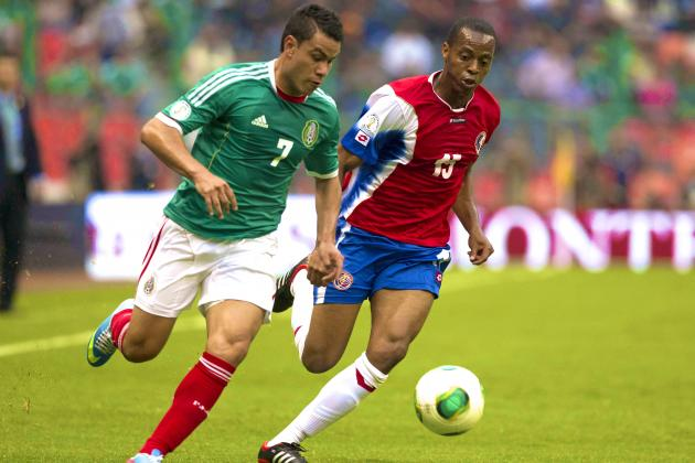 Mexico vs. Costa Rica: Live Score, Highlights, Recap