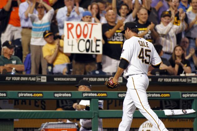 Twitter Reacts to Pirates Prospect Gerrit Cole's Spectacular MLB Debut