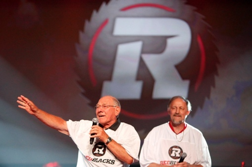 Ottawa REDBLACKS Are Officially The CFL's Newest Team