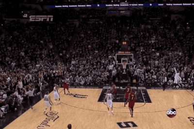 Gary Neal, Danny Green Take Pop's Advice, Light Up Twitter With Game 3 Clinic