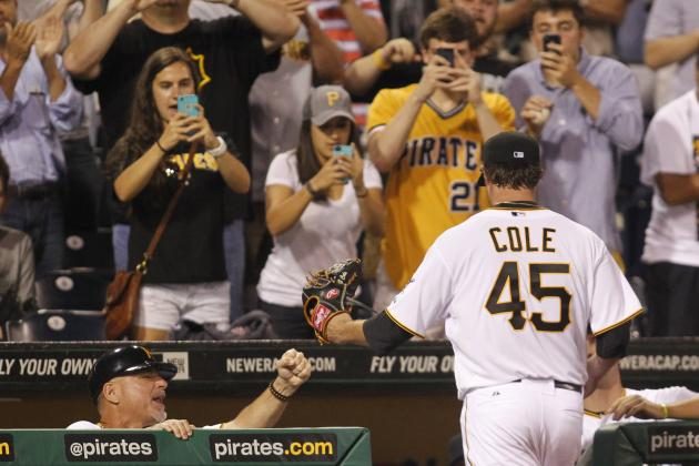 Gerrit Cole's Outstanding MLB Debut a Sign of Things to Come for Pirates
