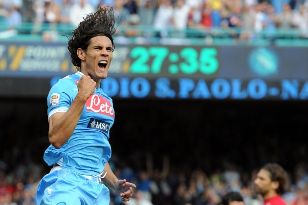 Chelsea Transfer News: Edinson Cavani Shows Legitimate Interest in Joining Blues