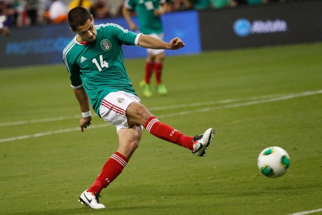 Mexico vs. Costa Rica: Draw Puts Mexico at Big Disadvantage in Group Stage