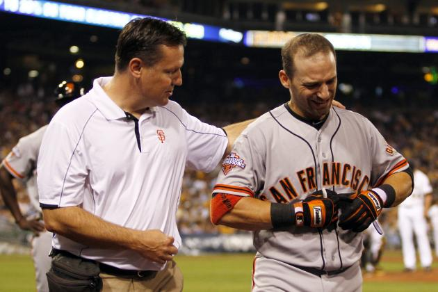 Marco Scutaro Injury: Updates on Giants Star's Finger