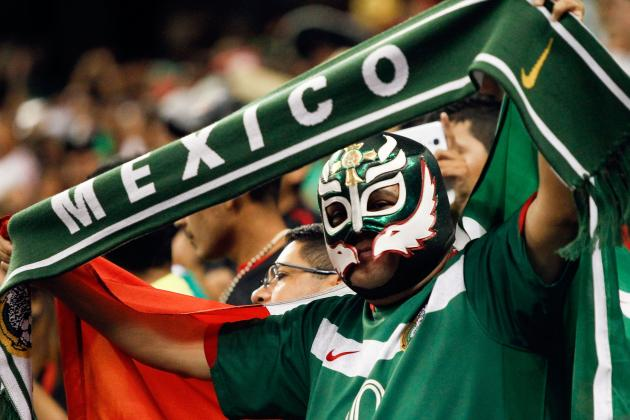 Mexico vs. Costa Rica: Draw Is a Concerning Result for El Tri