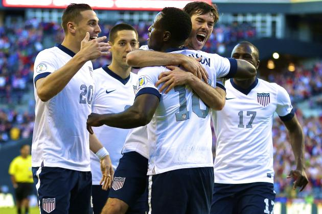 USA vs. Panama: Score, Grades and Post-Match Reaction