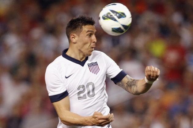 Why Geoff Cameron Was the U.S. Star Player Against Panama