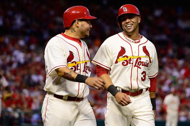 Cardinals Moving Up in All-Star Voting