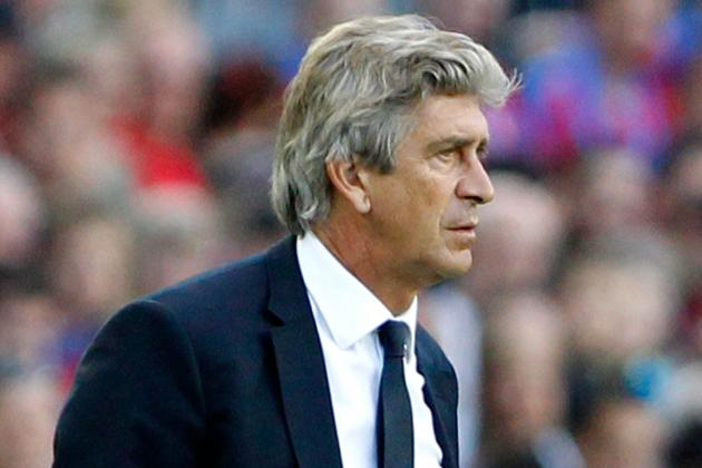 Manchester City Poised to Confirm Manuel Pellegrini