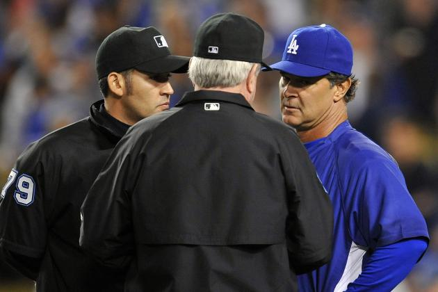 Mattingly on D-Backs Hitting Zack Greinke -- 'I Thought It Was [bleep]'