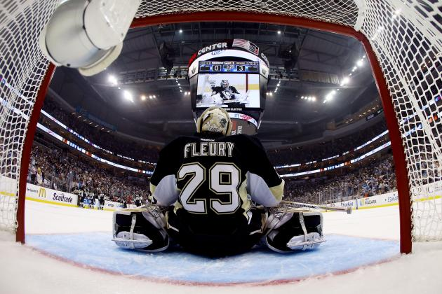Will Marc-Andre Fleury Be the Pittsburgh Penguins' No. 1 Goalie Going Forward?