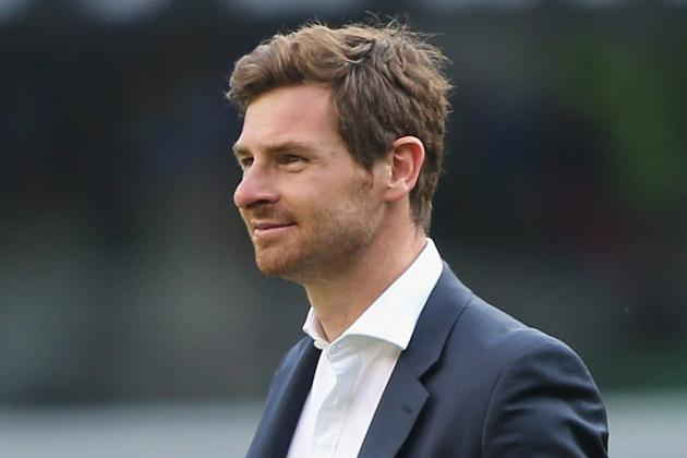 Spurs' Andre Villas-Boas Set to Be Offered £40million by Paris Saint-Germain