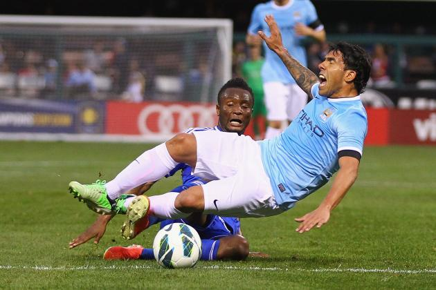 It Is Time for Carlos Tevez to Leave Manchester City Behind
