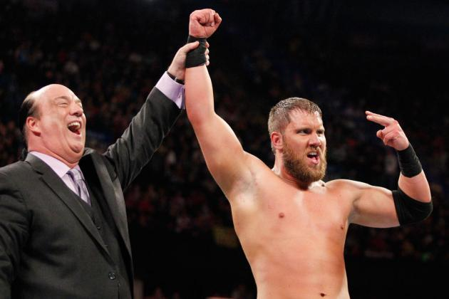 WWE Payback 2013: Curtis Axel will Win the Intercontinental Championship