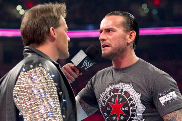 WWE Payback 2013: The Unanswered Questions Surrounding CM Punk vs. Chris Jericho