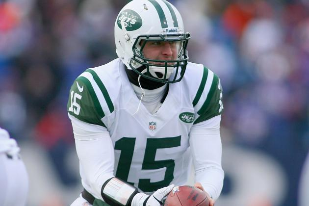 Most of Tim Tebow's Former Jets Teammates Happy He Found a Home
