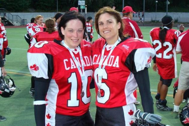 Lisa Harlow One of the Great Builders for Women's Football in Atlantic Canada