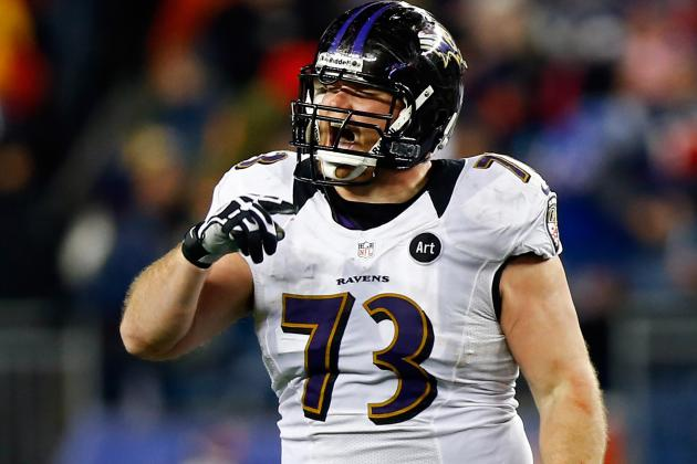Marshal Yanda Sits Out, May Miss Some Training Camp