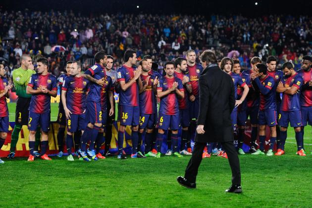 Tito Vilanova: How Can He Make Barcelona His Own Next Season