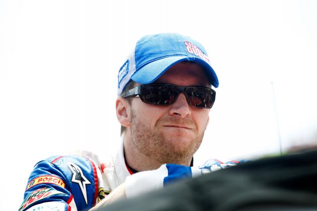 NASCAR 2013: Why a Win Is Imminent for Dale Earnhardt Jr.