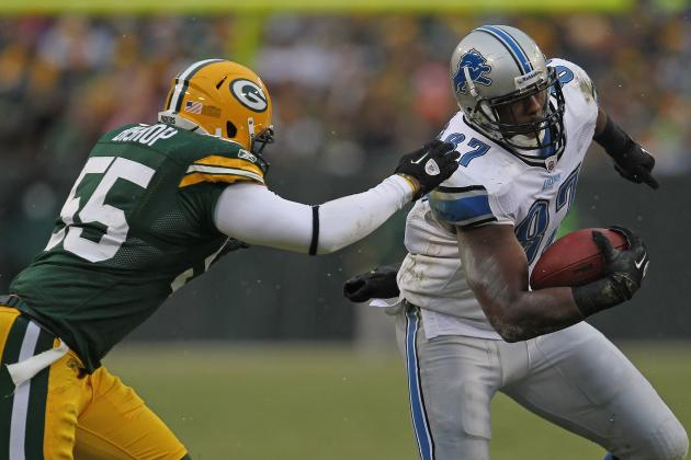 Desmond Bishop, Green Bay Packers Near Parting Ways