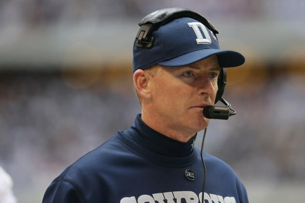 Jason Garrett Finally Admits That He Won't Call Plays