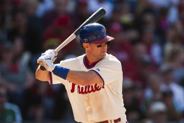 Michael Young to Remain Leadoff Hitter -- for Now