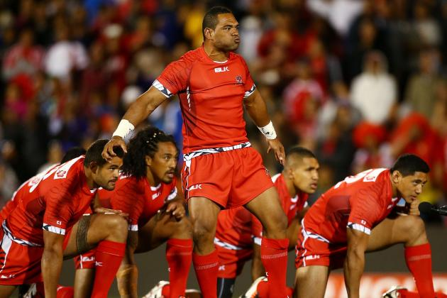 Rugby Union: Vicious Rugby Hit Sees Tongan Suspended