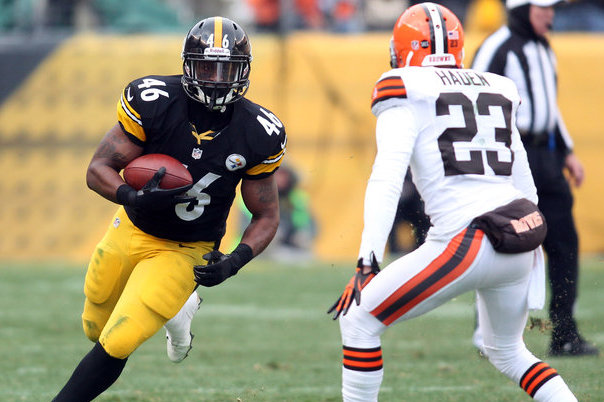 Steelers May Involve Fullback Johnson in Passing Game More