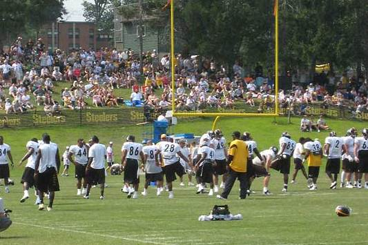 Steelers Will Open Training Camp July 26