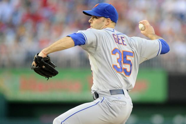 Revamped Mets Hope Gee Holds Key to Turnaround