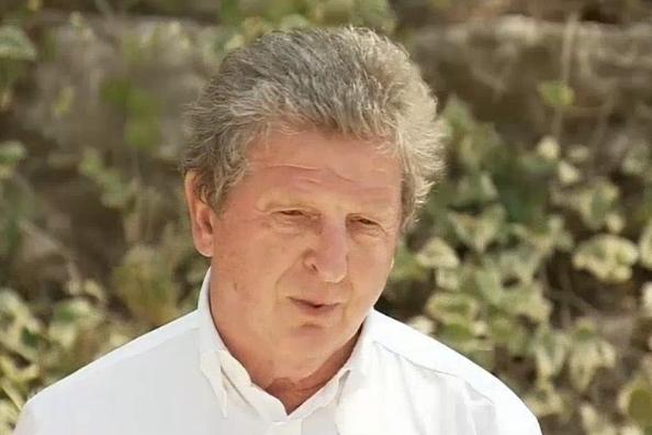Hodgson Visits Holocaust Memorial in Israel